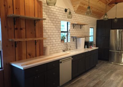 Industrial Rustic Kitchen Remodel