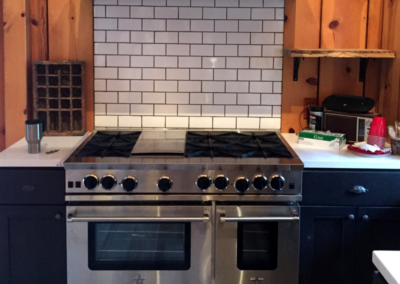 Industrial Rustic Kitchen Remodel
